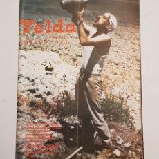Coleccionismo de Revistas y Periódicos: REVISTA YELDA - VERANO 1972 - CAR179. Lote 199168750