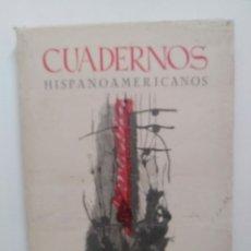 Coleccionismo de Revistas y Periódicos: CUADERNOS HISPANOAMERICANOS. Nº 241. REVISTA. ENERO, 1970. Lote 199169995