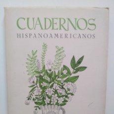 Coleccionismo de Revistas y Periódicos: CUADERNOS HISPANOAMERICANOS. Nº 242. REVISTA. FEBRERO, 1970. Lote 199170035