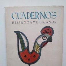 Coleccionismo de Revistas y Periódicos: CUADERNOS HISPANOAMERICANOS. Nº 243. REVISTA. MARZO, 1970. Lote 199170077