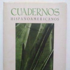 Coleccionismo de Revistas y Periódicos: CUADERNOS HISPANOAMERICANOS. Nº 244. REVISTA. ABRIL, 1970. Lote 199170135