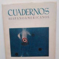Coleccionismo de Revistas y Periódicos: CUADERNOS HISPANOAMERICANOS. Nº 246. REVISTA. JUNIO, 1970. Lote 199170177