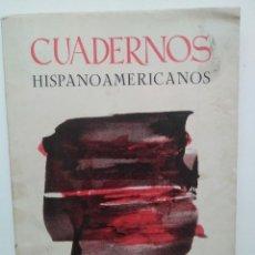 Coleccionismo de Revistas y Periódicos: CUADERNOS HISPANOAMERICANOS. Nº 255. REVISTA. MARZO 1971. Lote 199170622