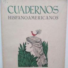 Coleccionismo de Revistas y Periódicos: CUADERNOS HISPANOAMERICANOS. Nº 262. REVISTA. ABRIL, 1972. Lote 199170726