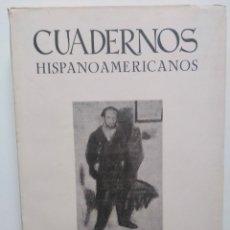 Coleccionismo de Revistas y Periódicos: CUADERNOS HISPANOAMERICANOS. Nº 265 267. REVISTA. JUNIO SEPTIEMBRE, 1971. Lote 199170780