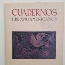 Coleccionismo de Revistas y Periódicos: CUADERNOS HISPANOAMERICANOS. Nº 268. REVISTA. OCTUBRE, 1971. Lote 199170857