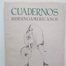 Coleccionismo de Revistas y Periódicos: CUADERNOS HISPANOAMERICANOS. Nº 269. REVISTA. NOVIEMBRE, 1971. Lote 199170905