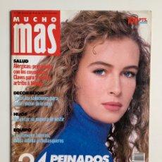 Coleccionismo de Revistas y Periódicos: REVISTA MUCHO MÁS NÚM. 189. Lote 199171642