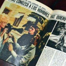Coleccionismo de Revistas y Periódicos: NINO BRAVO BRIGITTE BARDOT RAPHAEL . Lote 198977711
