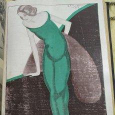Coleccionismo de Revistas y Periódicos: 1922. LA ILUSTRACIÓN PORTUGUESA. TOMO I. MUY RARO!. Lote 199275975