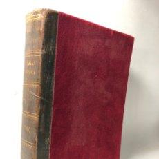 Coleccionismo de Revistas y Periódicos: TOMO ENCUADERNADO CON 31 NºS SEMANA CÓMICA ·· AÑO 1890 · NºS DEL 135 AL 186 ·· VER FOTOS. Lote 40485175