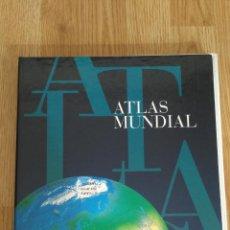 Coleccionismo de Revistas y Periódicos: ATLAS MUNDIAL COLECCIONABLE. Lote 199679242