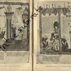 Coleccionismo de Revistas y Periódicos: REVISTA AÑO 1918 RAMON LLULL LULIO JUGUETES JUEGOS EN ANTIGUA ROMA VICTOR BALAGUER PLAÇA DEL BORN . Lote 199904308