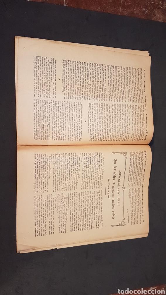 Coleccionismo de Revistas y Periódicos: LA GAZETTE SATIRIQUE DE CYRANO. PARIS, FRANCIA. ANNEE 1925, Dimanche 9 Aout. Revista satírica CYRANO - Foto 13 - 199975101