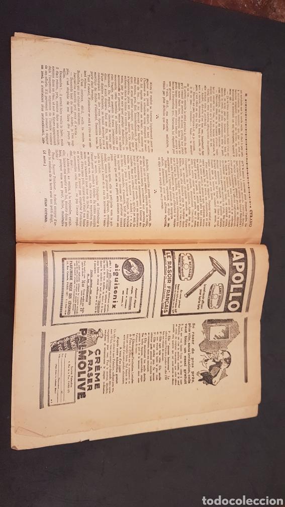 Coleccionismo de Revistas y Periódicos: LA GAZETTE SATIRIQUE DE CYRANO. PARIS, FRANCIA. ANNEE 1925, Dimanche 9 Aout. Revista satírica CYRANO - Foto 15 - 199975101