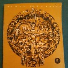 Collezionismo di Riviste e Giornali: TEMAS ESPAÑOLES. EDITORIAL PUBLICACIONES ESPAÑOLAS. ESPAÑA EN LOS ALTARES. Lote 200032385