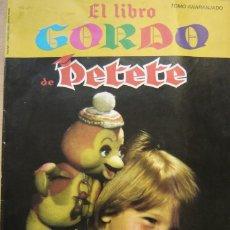 Coleccionismo de Revistas y Periódicos: EL LIBRO GORDO DE PETETE - NÚMERO 8. Lote 201117581