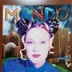 Coleccionismo de Revistas y Periódicos: MONDO 2000- CYBERPUNK REALIDAD VIRTUAL CYBERCULTURA- MAGAZINE ISSUE N°11. Lote 201222083
