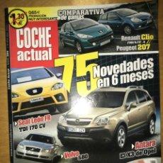 Coleccionismo de Revistas y Periódicos: REVISTA COCHE ACTUAL - NÚM 944 MAYO 2006 . Lote 201557410