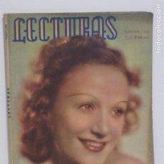 Coleccionismo de Revistas y Periódicos: LECTURAS SEPTIEMBRE1942. Lote 202733372