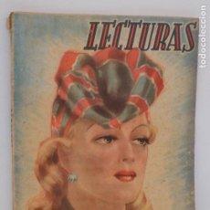 Coleccionismo de Revistas y Periódicos: LECTURAS MAYO 1942. Lote 202737242