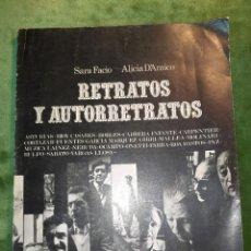 Coleccionismo de Revistas y Periódicos: 1973. RETRATOS Y AUTORETRATOS. BORGES CABRERAS INFANTE GARCÍA MÁRQUEZ CORTAZAR. Lote 203289630