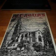 Coleccionismo de Revistas y Periódicos: ARTILLETRES 17 - JULIO 1994 - CASTELLAR DEL VALLÈS - MIQUEL DESCLOT - JOSEP GIBERT - MARCEL AYATS. Lote 203400146
