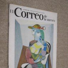 Coleccionismo de Revistas y Periódicos: PICASSO UN SIGLO. EL CORREO DE LA UNESCO, NÚMERO MONOGRÁFICO, DICIEMBRE 1980. Lote 203413586