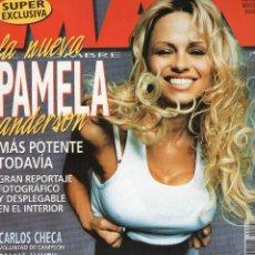 Coleccionismo de Revistas y Periódicos: MAN JULIO 1999 PAMELA ANDERSON MÁS POTENTE TODAVIA. Lote 203615830