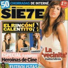 Coleccionismo de Revistas y Periódicos: SIETE LA VECINITA VUELVE MIREIA. Lote 203618491