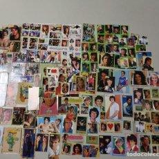Coleccionismo de Revistas y Periódicos: 0520- GRAN LOTE DE PEGATINAS SIN USAR 160 REVISTA SUPER POP AÑOS 80. Lote 204263147