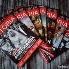 Coleccionismo de Revistas y Periódicos: LA AVENTURA DE LA HISTORIA 13 NÚMEROS 252 AL 261 Y 263 OCTUBRE 2019 A NOVIEMBRE 2020. Lote 204616495