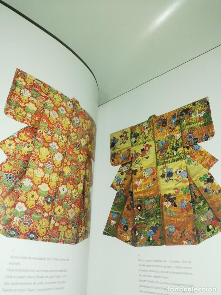 Coleccionismo de Revistas y Periódicos: Vestits del teatre noh - Foto 2 - 204840712