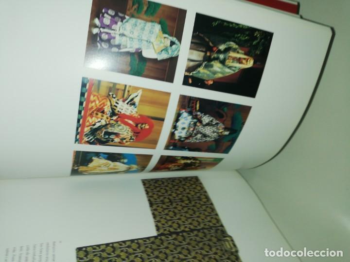 Coleccionismo de Revistas y Periódicos: Vestits del teatre noh - Foto 3 - 204840712