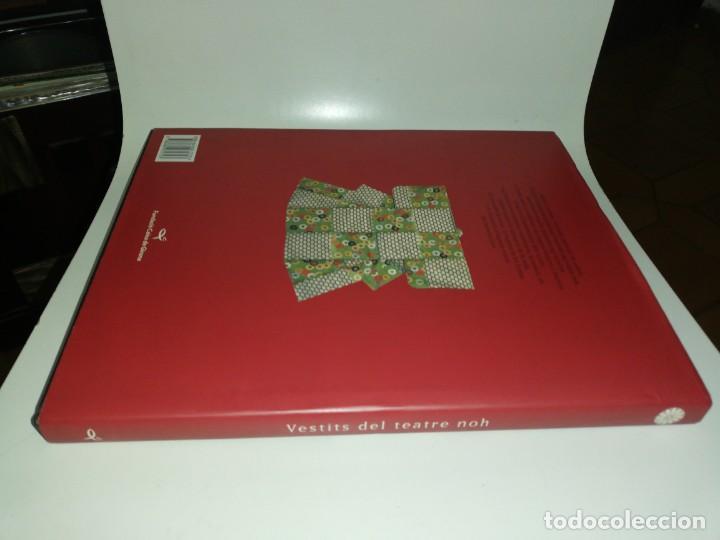 Coleccionismo de Revistas y Periódicos: Vestits del teatre noh - Foto 4 - 204840712