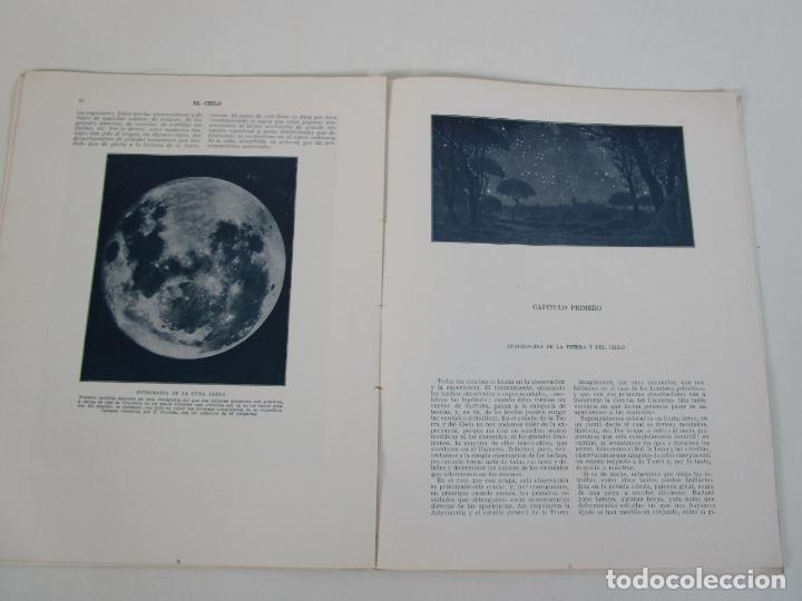Coleccionismo de Revistas y Periódicos: El Cielo y la Tierra - Novisima Geografía Universal Ilustrada nº1 - Editorial Seguí - Años 30 - Foto 4 - 205008253