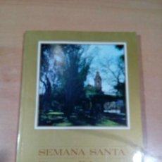 Coleccionismo de Revistas y Periódicos: LIBRO SEMANA SANTA - FIESTAS DE PRIMAVERA 1975 - MURCIA - BUEN ESTADO - VER FOTOS. Lote 205340717