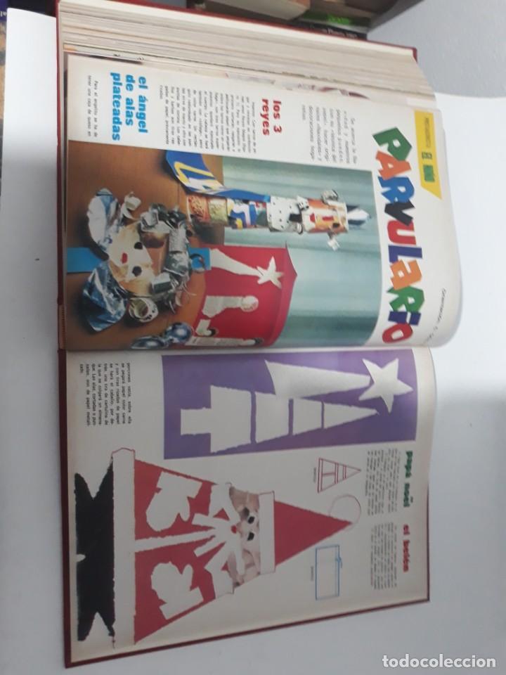Coleccionismo de Revistas y Periódicos: Revistas encuadernadas- cocina y hogar/ 1974,del n°129 al 140 - Foto 10 - 205442017