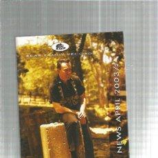 Collectionnisme de Revues et Journaux: BEAR FAMILY CATALOGO OLDIES (ROCK 50, BLUES, SOUL COUNTRY, ETC ) + REGALO SORPRESA. Lote 205522978