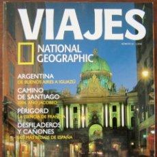 Coleccionismo de Revistas y Periódicos: VIAJES - NATIONAL GEOGRAPHIC Nº48. Lote 205605088