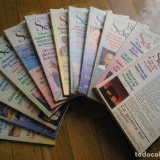 Coleccionismo de Revistas y Periódicos: 12 EJEMPLARES DE SELECCIONES READER´S DIGEST AÑO 1.993. Lote 205728578
