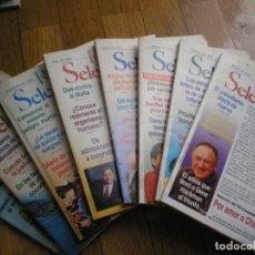 Coleccionismo de Revistas y Periódicos: 8 EJEMPLARES DE SELECCIONES READER´S DIGEST AÑO 1.994. Lote 205729548