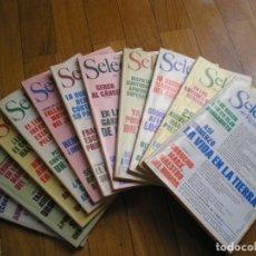 Coleccionismo de Revistas y Periódicos: 11 EJEMPLARES DE SELECCIONES READER´S DIGEST AÑO 1.983. Lote 205730576