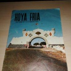 Coleccionismo de Revistas y Periódicos: HOYA FRIA - REVISTA ILUSTRADA DEL CIR 15 / GENERALÍSIMO FRANCO NUM. 3 - 1967. Lote 205744180