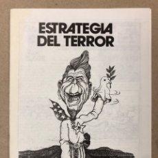 Coleccionismo de Revistas y Periódicos: SISTEMA COMUNAL N° 37 (MADRID 1984). HISTÓRICO FANZINE ORIGINAL POLÍTICO LIBERTARIO.. Lote 205826876