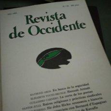 Coleccionismo de Revistas y Periódicos: Nº 23 - REVISTA DE OCCIDENTE - ABRIL 1983. Lote 205852466