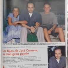 Coleccionismo de Revistas y Periódicos: JOSEP CARRERAS JOSE. Lote 205872068