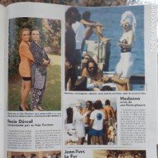 Coleccionismo de Revistas y Periódicos: MADONNA ROCIO DURCAL 1990. Lote 205872076