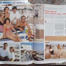 Coleccionismo de Revistas y Periódicos: CARLOS IGLESIAS. Lote 205872086