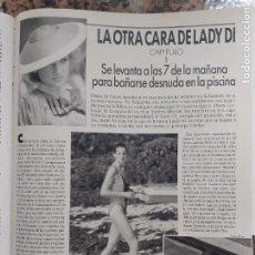 Coleccionismo de Revistas y Periódicos: LADY DI DIANA DE GALES LA OTRA CARA DE DIANA CAPITULO 1. Lote 205872095